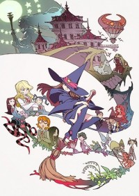Little Witch Academia Cover