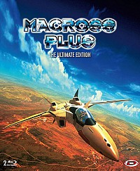 Macross Plus Cover