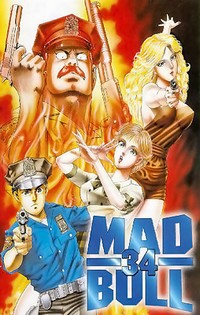 Mad Bull 34 Cover
