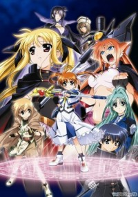 Mahou Shoujo Lyrical Nanoha The Movie 1st Cover