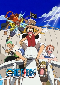 One Piece (2000) Cover