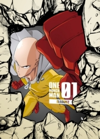 One Punch Man Season 2 Specials Cover