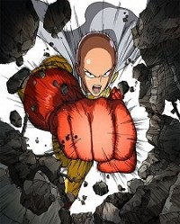 One Punch Man Specials Cover