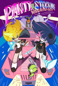 Panty & Stocking with Garterbelt Cover
