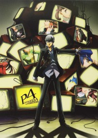 Persona 4 The Animation: No One is Alone Cover