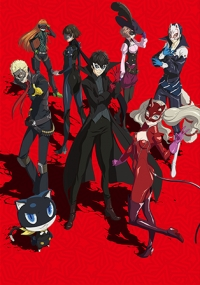 Persona 5 the Animation: Stars and Ours Cover