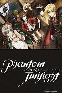 Phantom in the Twilight Cover
