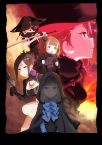 Princess Principal: Ange Report Cover