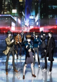 Psycho-Pass 2 Cover