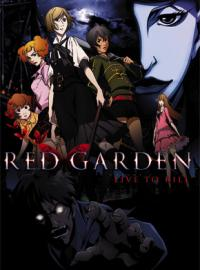 Red Garden Cover