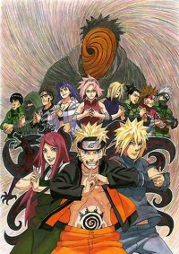 Road to Ninja: Naruto the Movie Cover