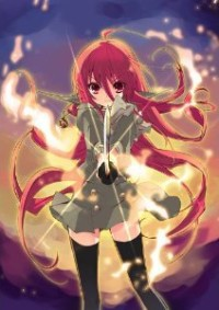 Shakugan no Shana III (Final) Cover