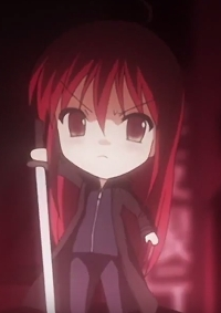 Shakugan no Shana The Movie Specials Cover