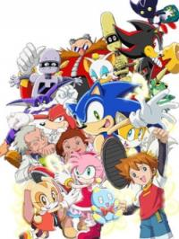 Sonic X Cover