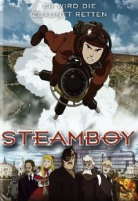 Steamboy Cover
