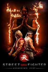 Street Fighter: Assassin's Fist Cover