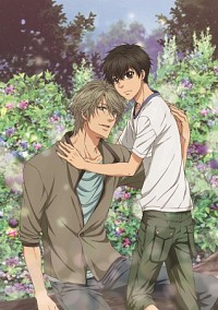 Super Lovers 2 Cover
