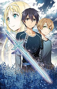Sword Art Online: Alicization - Recollection Cover