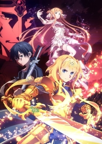 Sword Art Online: Alicization - War of Underworld Cover