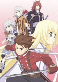 Tales of Symphonia The Animation: Sylvarant Hen Cover