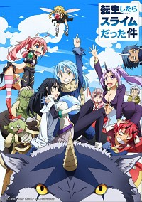 That Time I Got Reincarnated As A Slime 2018 Anime Serie