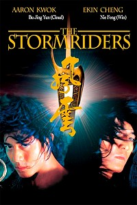 The Storm Riders Cover