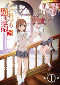 Toaru Kagaku no Railgun: Motto Marutto Railgun (2013) Cover