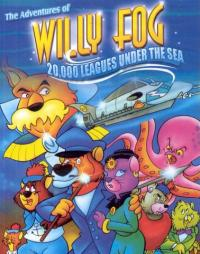 Willy Fog 2: Part 2 Cover